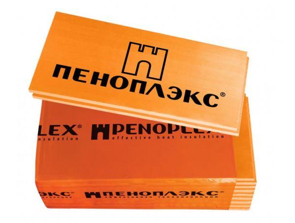 Пеноплекс 40 мм екструдований пінополістирол